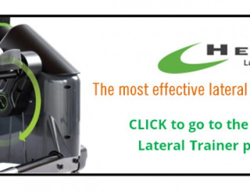 Burn Fat Fast – The Helix Lateral Trainer Is Here!