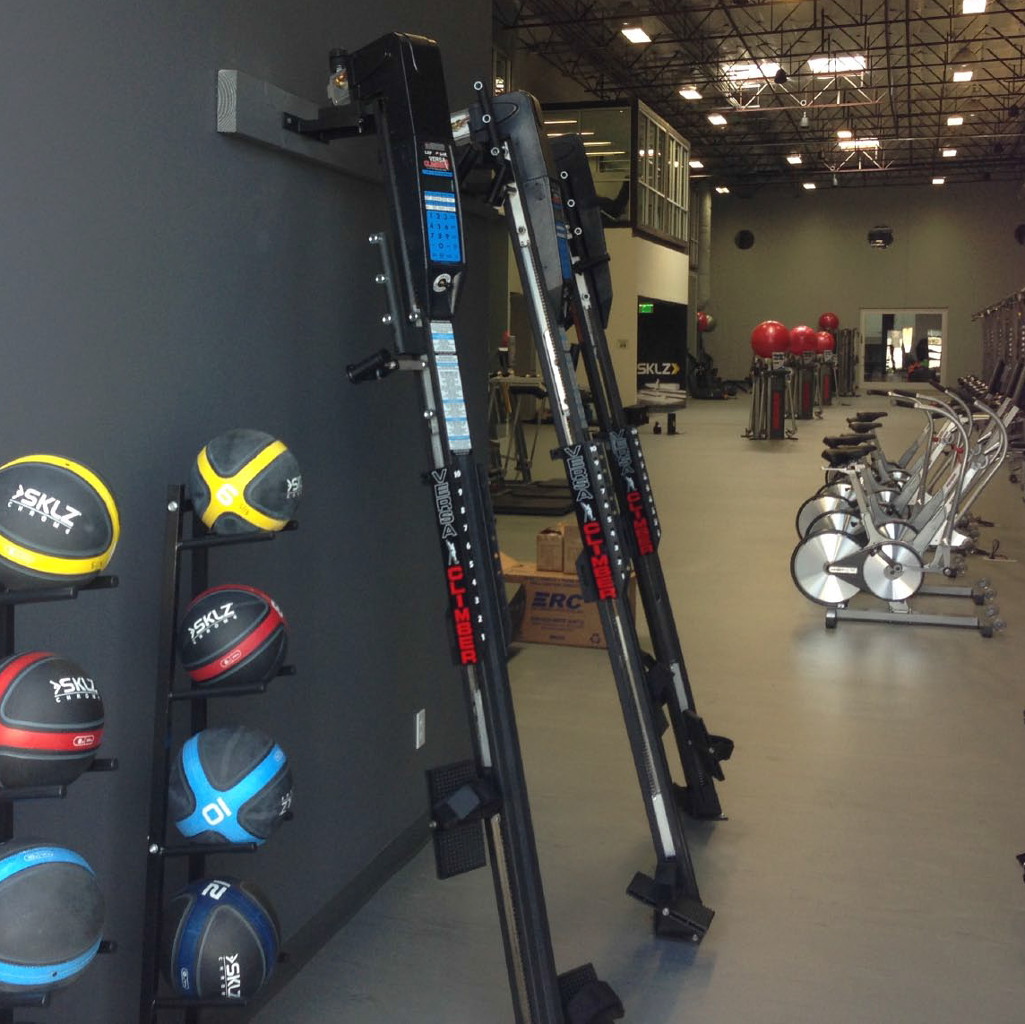 Versaclimber Wall Mounted Bodytastic