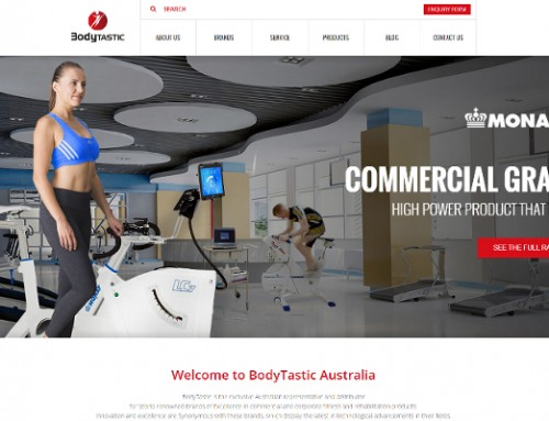 Bodytastic Launches New Site!